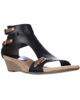Yet Another Low Wedge Sandals