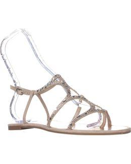Gianna Flat Sandals