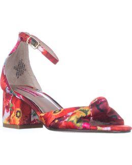 Ivee Ankle Strap Sandals