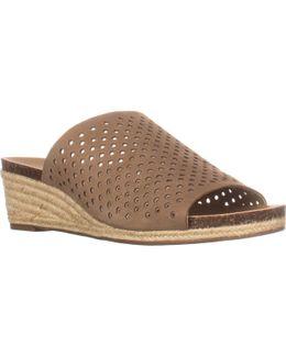 Lucky Lk-jemya Open Toe Slip On Sandals