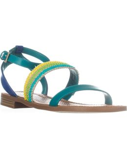 Xenosa Strappy Flat Sandals