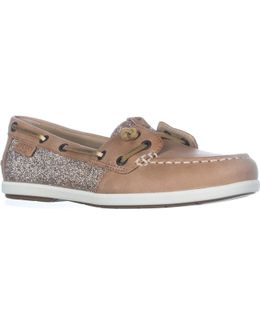 Coil Ivy Boat Shoes