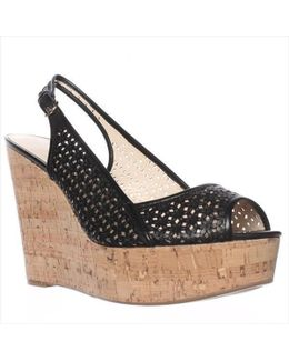 Axey Wedge Pumps