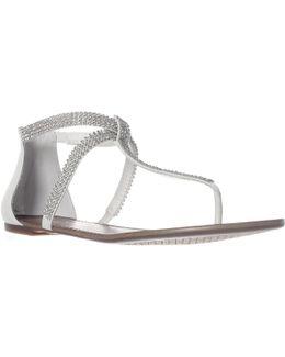 Garreth Flat Sandal