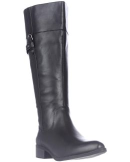 Dominaw Wide Calf Comfort Riding Boots