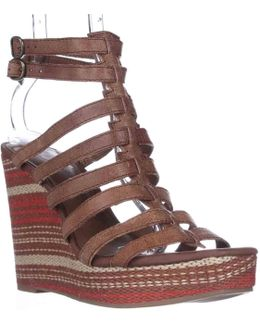 Labelle Wedge Sandals