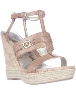 Karley Wedge Sandals