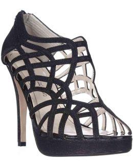 Merengue Strappy Platform Dress Sandals