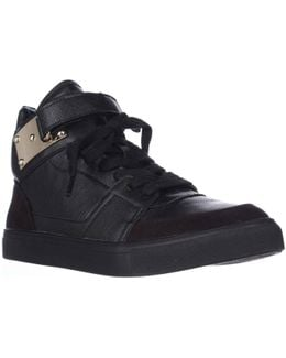 Adorree Fashion Sneakers - Black