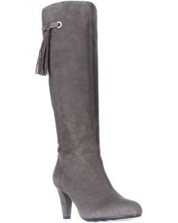 Bacia Tassle Fringe Tall Boots