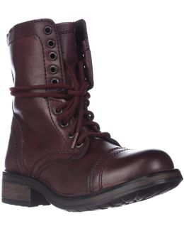 Tropa 2.0 Leather Combat Boots