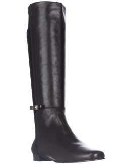Kate Spade Olivia Back Stretch Riding Boots