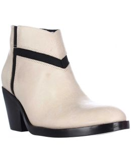 Atom Ankle Boots