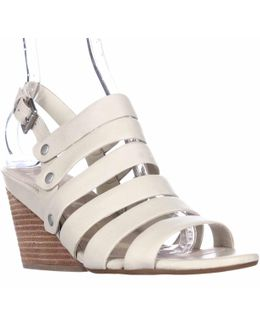 Lassie Strappy Wedge Sandals