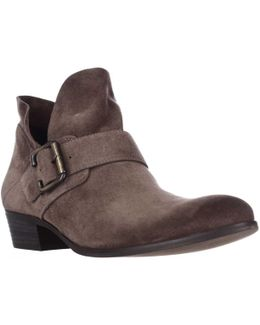 Capshaw Suede Ankle Boots