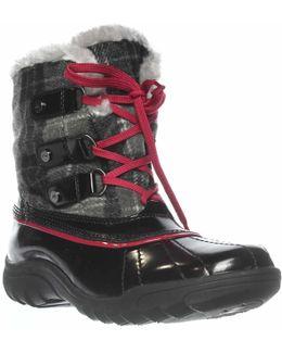 Gailla Mid-calf Snow Boots