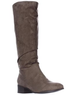 Persis Flat Knee-high Boots