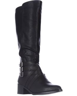 Noralee Knee-high Riding Boots