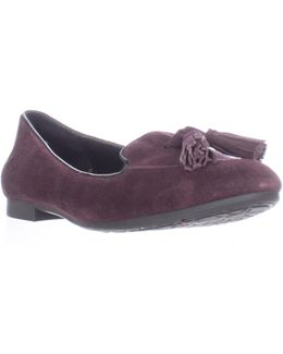 Kary Tassel Front Loafers