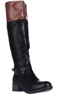 Imelda Knee-high Riding Boots