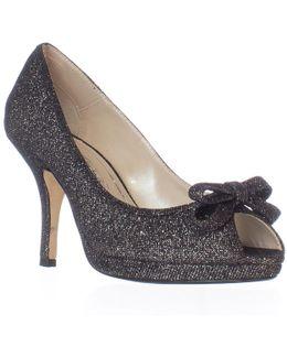 Impulse Peep Toe Dress Heels