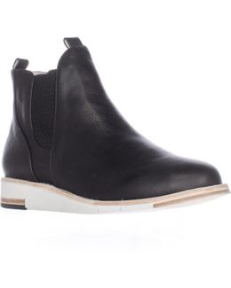 Infinity Chelsea Boots - Black