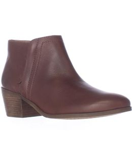 Hyde Short Ankle Booties