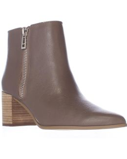 Uma Pointed Toe Booties