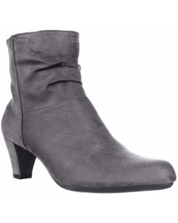 Shore Fit Ankle Boots
