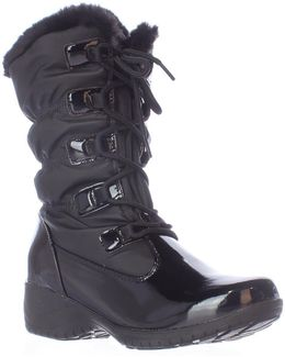 Audrey Mid Calf Waaterproof Winter Boots