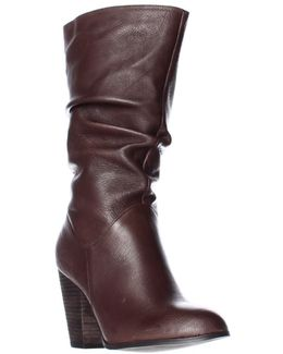 Howell Mid Calf Slouch Boots