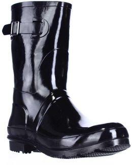 Rain Date Mid Calf Rain Boots