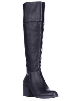 Wendiee Knee High Boots