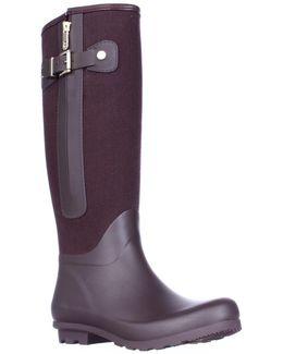 Mela Tall Rain Boots