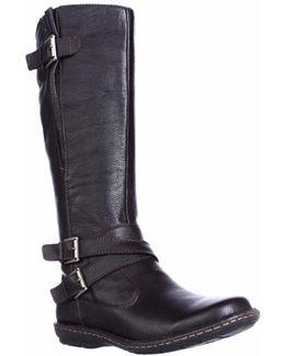 B.o.c. Barbana Multi Strap Riding Boots