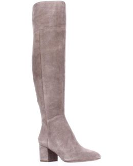 Kerri Tall Block Heel Boots