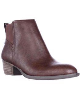 Dr. Scholls Jorie Memory Foam Cool Fit Slip On Ankle Boots