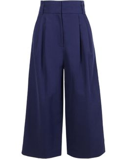 Chassis Bianca Cropped Pants