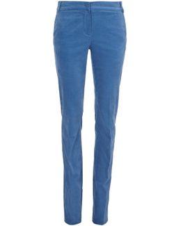 Moleskin Skinny Pants