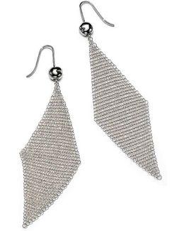 Elsa Peretti® Mesh Earrings