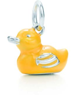 Yellow Duck Charm