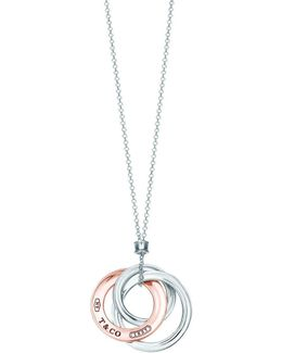 Interlocking Circles Pendant