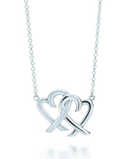 Loving Heart Interlocking Pendant