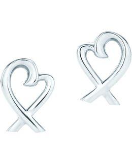 Loving Heart Earrings