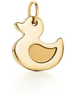 Lucky Ducky Charm
