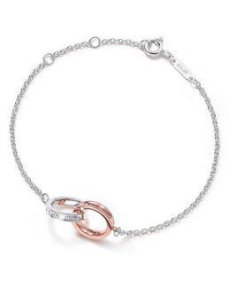 Double Interlocking Bracelet