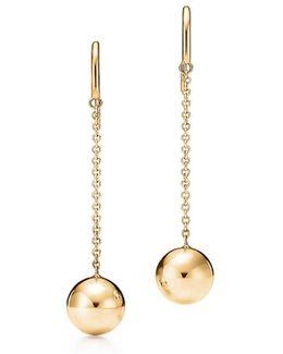 Ball Hook Earrings