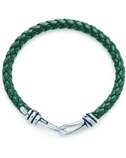 Knot Single Braid Bracelet