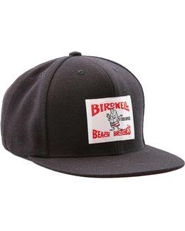 Exclusive Birdwell 6-panel Hat In Black