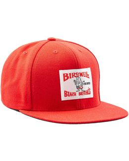 Exclusive Birdwell 6-panel Hat In Red